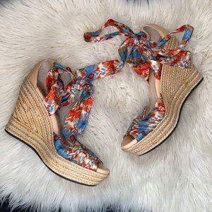 🌺Ugg wedge sandals